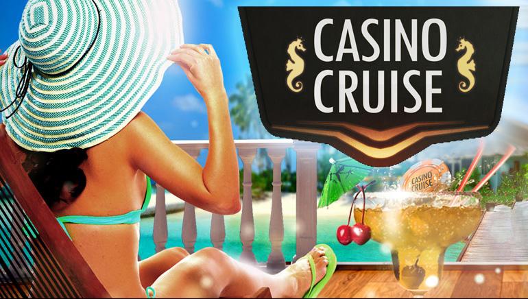 Casino Cruise bietet ab März neun neue Spielautomaten