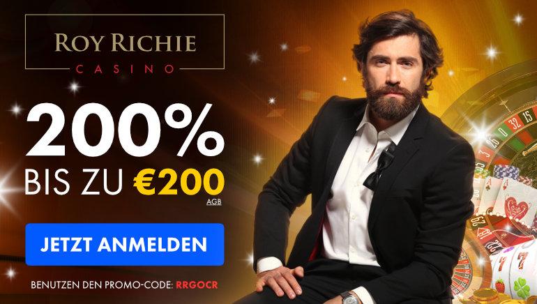 Boni und Cashback im Überfluss im Roy Richie Casino