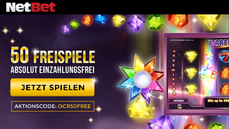Netbet Casino German- 1 month starting 1/8