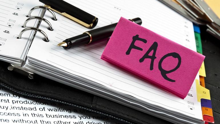 FAQ - Online-Glücksspiel-Führer