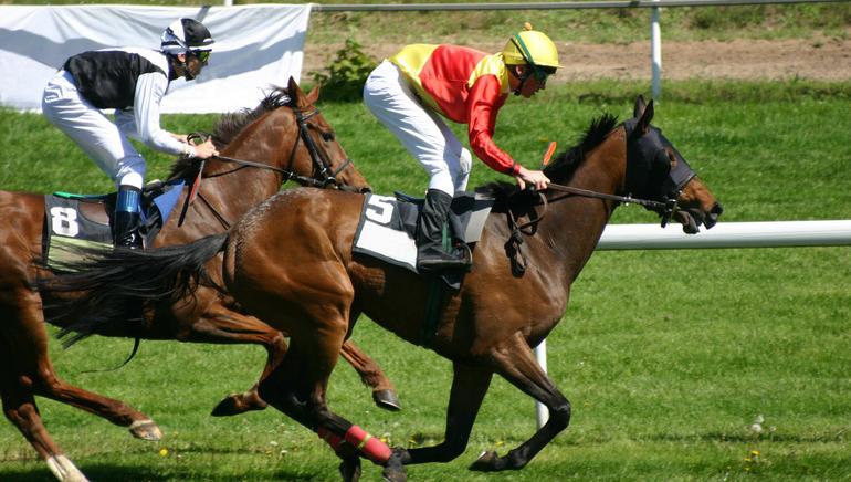€10.000 Prizepool mit Rennpferden im Golden Riviera