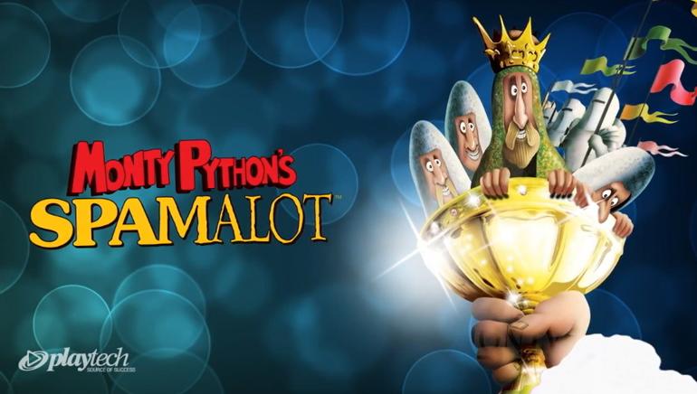 Monty Python Spamalot Jackpot im Europa Casino wächst auf $2.5 Millionen an