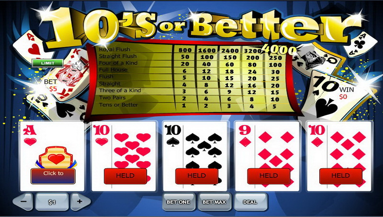 Online-Videopoker