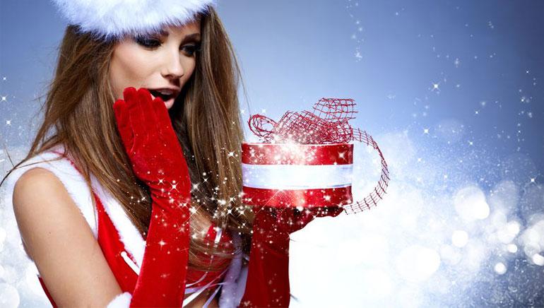 Santas Überraschungsgeschenke im All Jackpots Casino